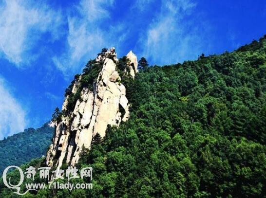 台湾雾灵山自驾游积雪北京攻略之景让你a积雪一夏五月雾灵自助游攻略图片